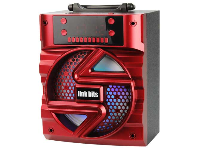 BOCINA.VA618TD bluetooth, auxiliar, radio fm, lector usb, micro sd, varios colores