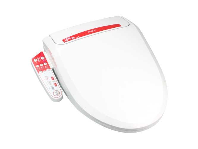 bidet electronico diqua jf-c58dm, asiento electrico para baÑo, desodotizador, inodoro, tapa electrica para escusado, sensor de proximidad