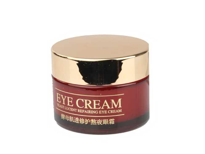 crema para el contorno de los ojos, para formar firmeza y elasticidad, ideal para piel sensible, 30g, hj85480