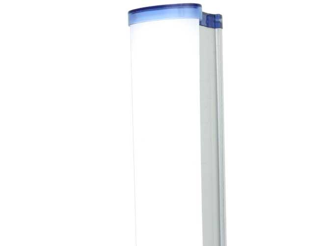 tubo led megaluz lle002 60cm10w, 10w, color blanco frió,