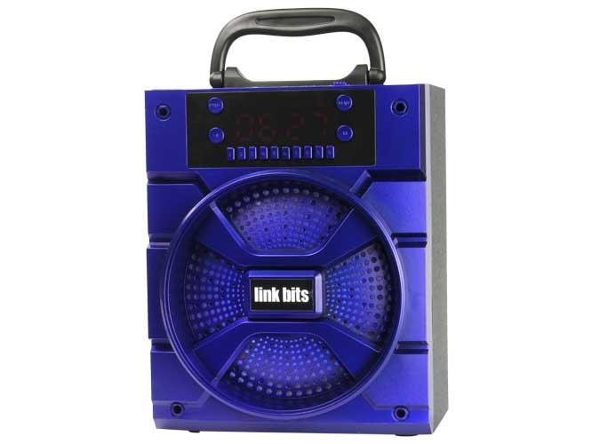BOCINA.VA616TD, bluetooth, auxiliar, lector usb, tf, varios colores