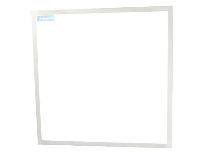 pantalla led megaluz pan01 pan54w01, 54w, iluminacion de 4500lm, color blanco frio