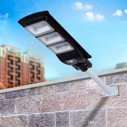 Iluminaci�n Solar